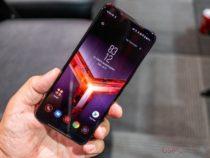 Asus представила самый мощнейший игровой смартфон ROG Phone 2