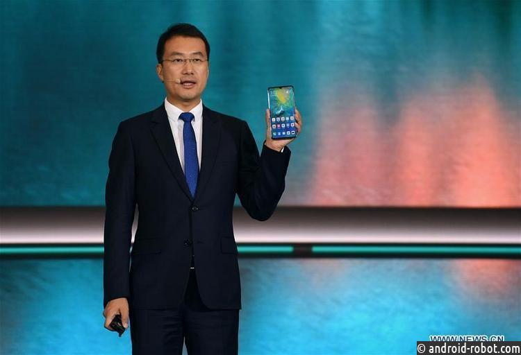 Huawei выпустила свой первый 5G-смартфон