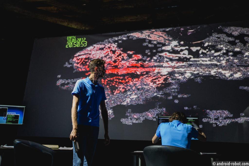 Проектор Epson покажет хроники марсохода Curiosity на фестивале Архстояние