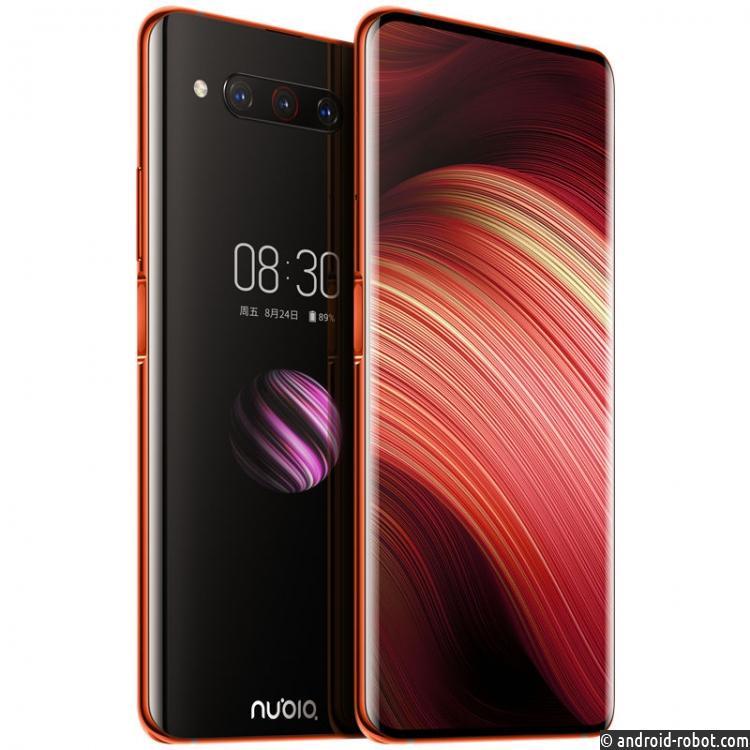 Анонс Nubia Z20: флагман стройной 8К-камерой, 2-мя экранами и855+