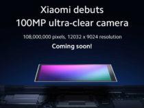 Один из будущих телефонов Xiaomi получит камеру сразрешением 108 Мп