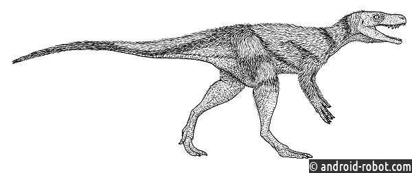 Рост динозавров был связан с повышением уровня кислорода