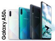 Представлены мобильные телефоны Galaxy А30s иGalaxy А50s от Samsung