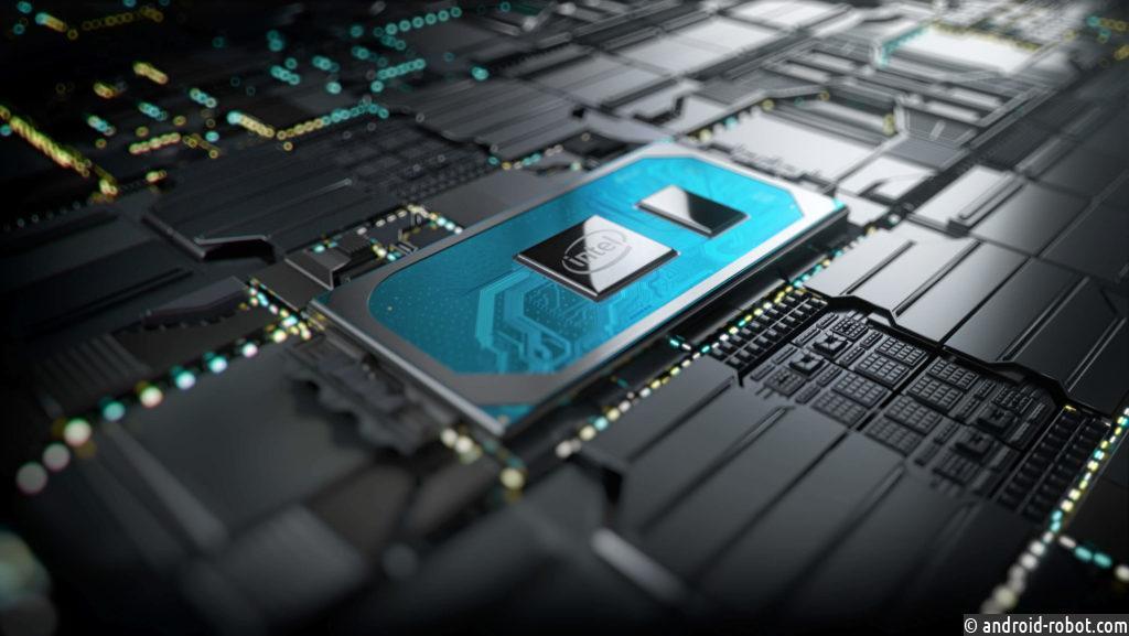 Intel представил 10-е поколение процессоров для ноутбуков