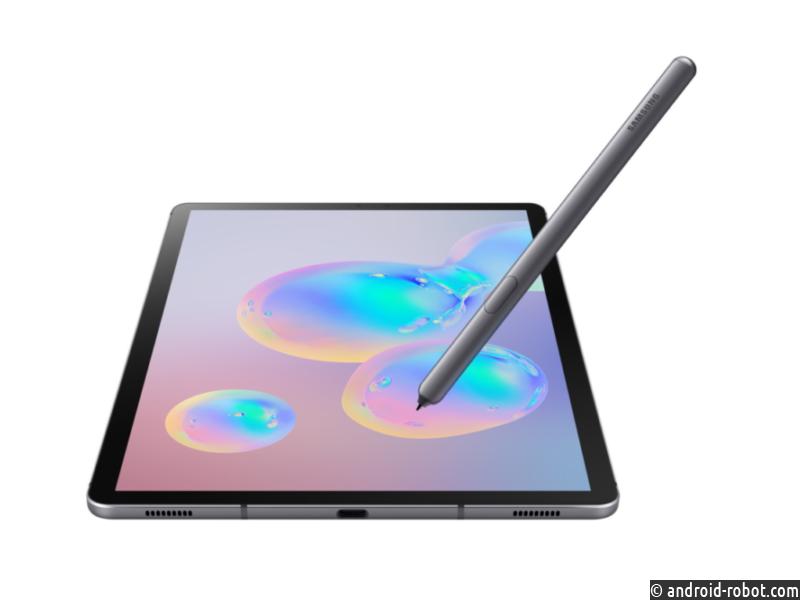 Galaxy Tab S6— топовый планшет Самсунг состилусом идвойной камерой