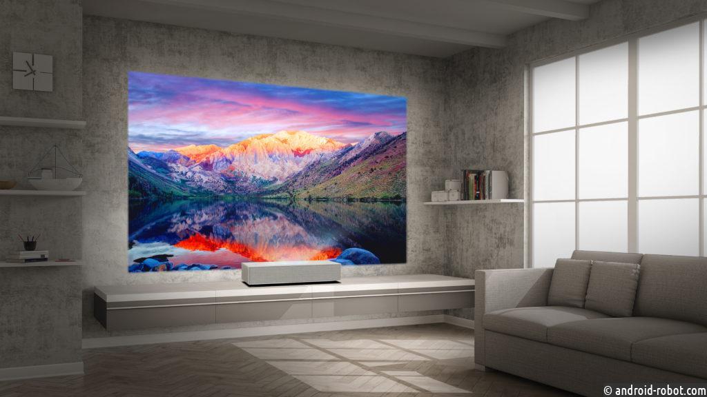 Представлена новая линейка проекторов CineBeam 4K UHD от компании LG