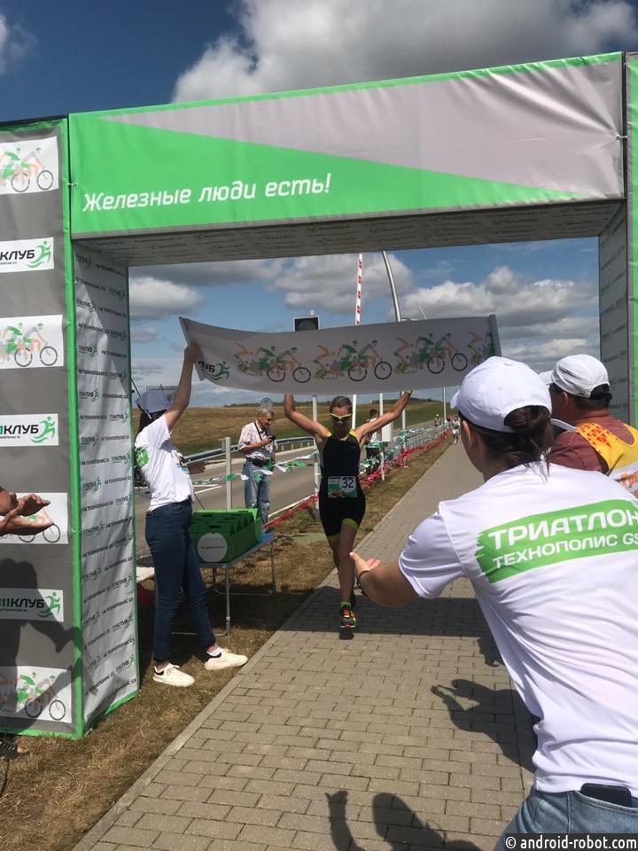 «Технополис GS» при поддержке Федерации триатлона Калининграда провел региональные соревнования «Триатлон GS Спринт»