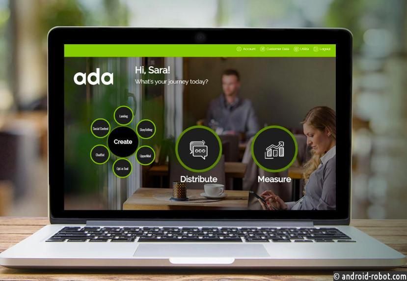 Мобильная платформа ADA вышла на российский рынок