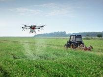 DJI представлила новые дроны для сельского хозяйства