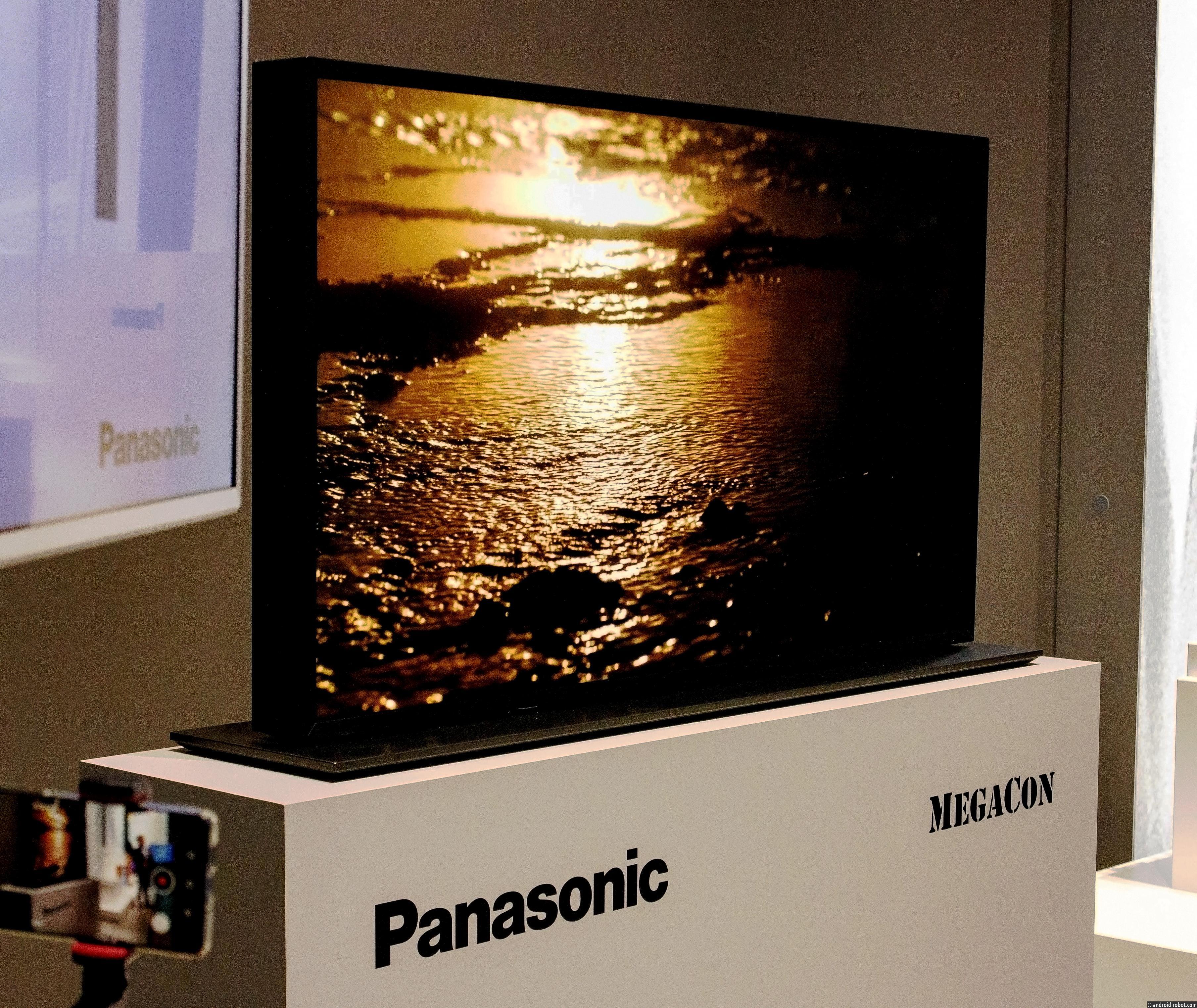 Panasonic представил на IFA 2019 концепты телевизоров