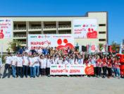 Дербент принимает эстафету от Махачкалы и Хасавюрта: 102-й день донора LG при участии компанией «Киргу»