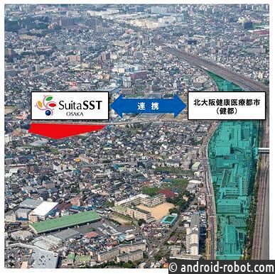 Panasonic в партнерстве с 13 крупными японскими компаниями построят еще один «умный» город