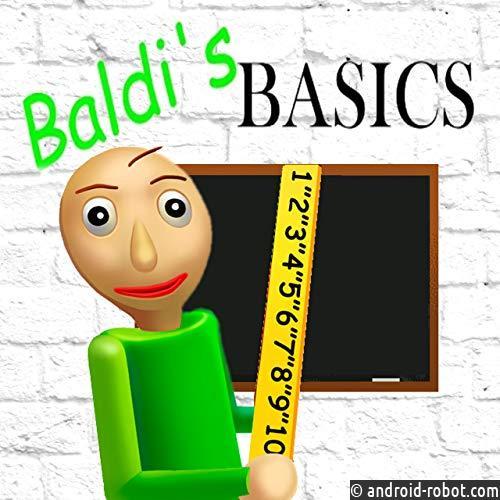 Игра Baldi's Basics набирает популярность