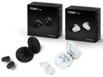 LGTone+ Free: полностью беспроводные наушники-вкладыши сзащитой отвлаги