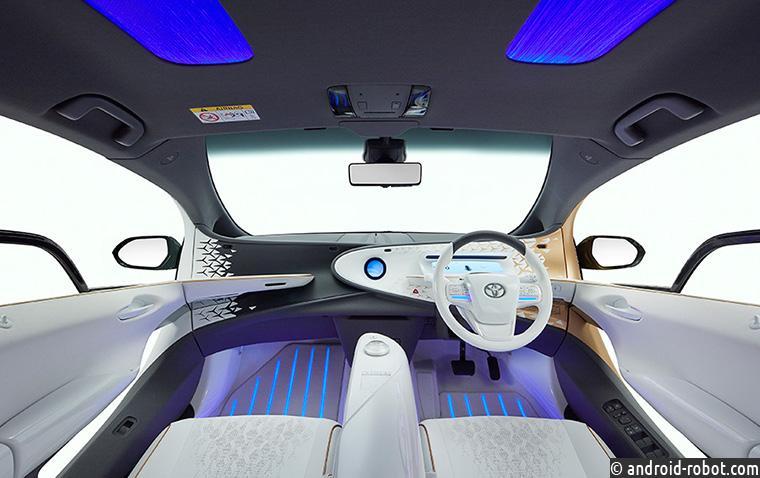 Автопилот 4 уровня и проекционная система с дополненной реальностью от Panasonic будут установлены в концепткаре Toyota LQ