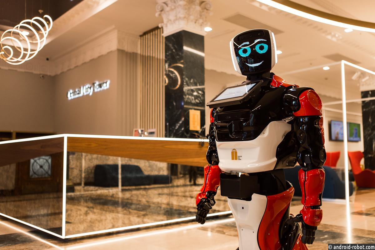«Промобот» планирует поставки роботов в Японию на сумму более $200 тыс.