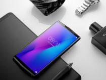 Вышла новинка — DOOGEE N100 — футуристичный флагманский смартфон, который намерен покорить российский рынок