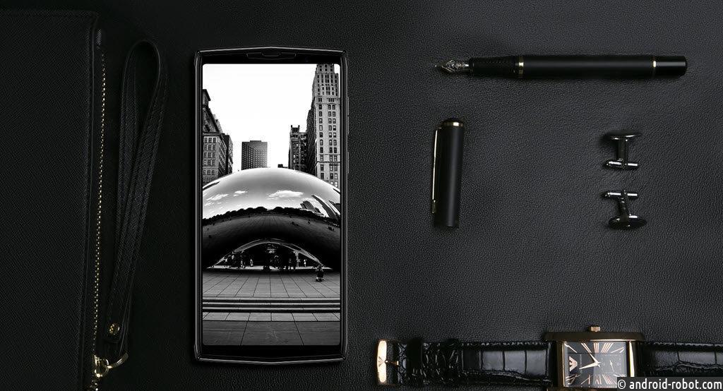 Вышла новинка - DOOGEE N100 - футуристичный флагманский смартфон, который намерен покорить российский рынок
