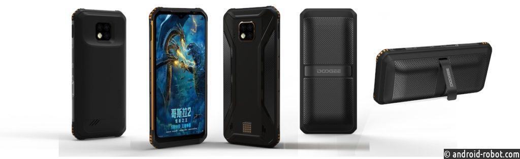 Многофункциональный уникальный модуль-смартфон DOOGEE S95 Pro теперь доступен россиянам по специальной цене