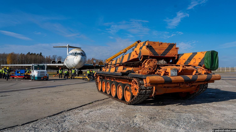 В аэропорту Домодедово отработали действия в чрезвычайной ситуации