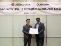 LG и QUALCOMM объединяют усилия, чтобы создать новые ощущения от автомобильных электронных систем