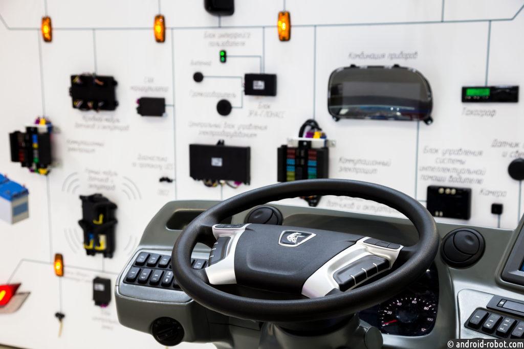 НПП ИТЭЛМА представила электронную архитектуру управления для автобусов и электробусов