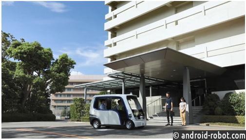 К 2021 году Panasonic запустит систему шеринга самоуправляемых автомобилей