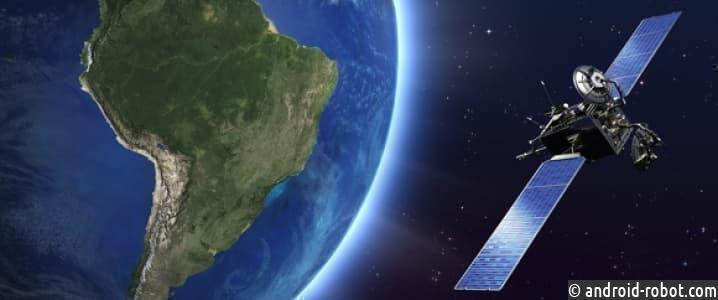 Спутники используются для отслеживания добычи нефти