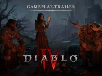 Blizzard показала геймплей Diablo 4