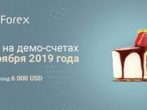 Конкурс на демо-счетах проводит RoboForex