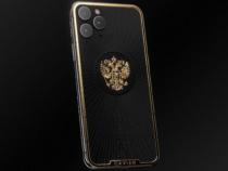 В России создадут iPhone для богатых патриотов с самым большим бриллиантом