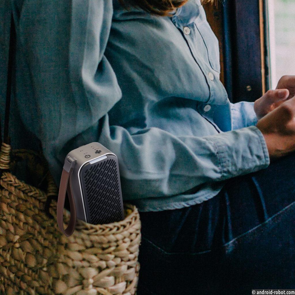 LG Electronics анонсирует мировой старт продаж портативного очистителя воздуха LG PuriCare Mini