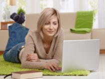 Преимущества работы дома в интернете