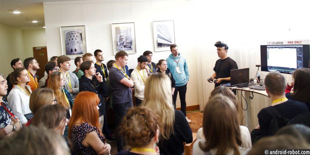 LG Electronics и школа компьютерной графики Realtime School продемонcтрировали новейшие модели профессиональных мониторов на 29-й конференции CG Event 2019 в Москве