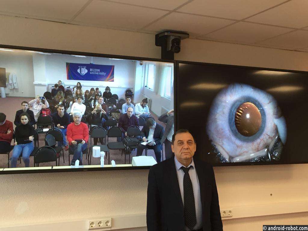 Компания Vinteo приняла участие в XXVIII международной школе «Современные аспекты телемедицины»