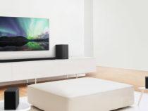 LG представит на выставке CES 2020 линейку саундбаров