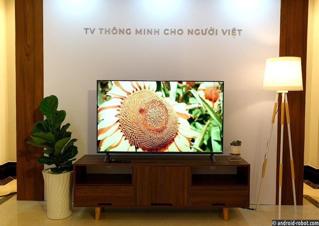Вьетнамская компания анонсировала линейку умных телевизоров Vsmart TV