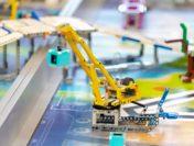 В Красноярске завершились соревнования FIRST Russia Robotics Championship