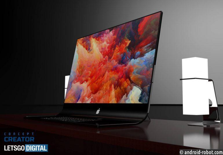 В этом году представят настольный компьютер iMac Pro с полностью стеклянным корпусом