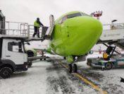 Московский аэропорт Домодедово и S7 Airlines первыми в России запустили сортировку мусора на пассажирских рейсах