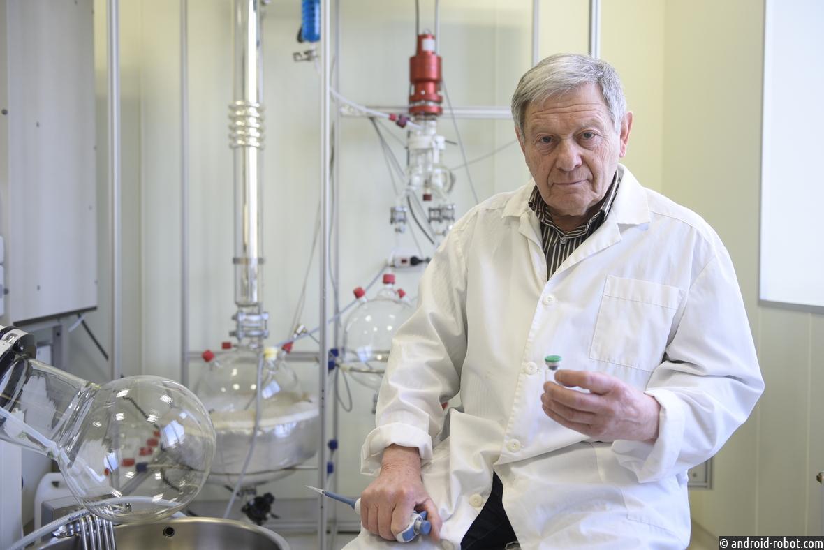 В Санкт-Петербурге производится лекарственный препарат для терапии основного осложнения при коронавирусе