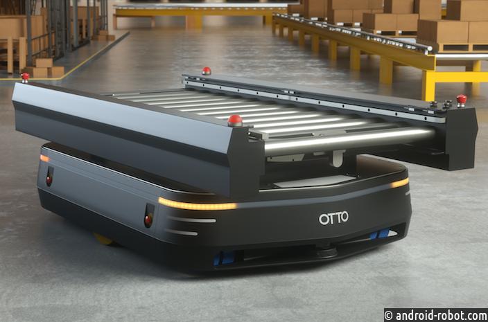 Робот OTTO 1500
