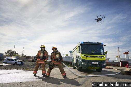 Дроны DJI будут патрулировать местность для быстрого реагирования на чрезвычайные ситуации