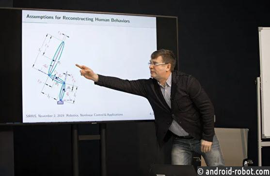 В Санкт-Петербурге стартовал уникальный онлайн-курс по принципиально новым методам управления робототехническими устройствами