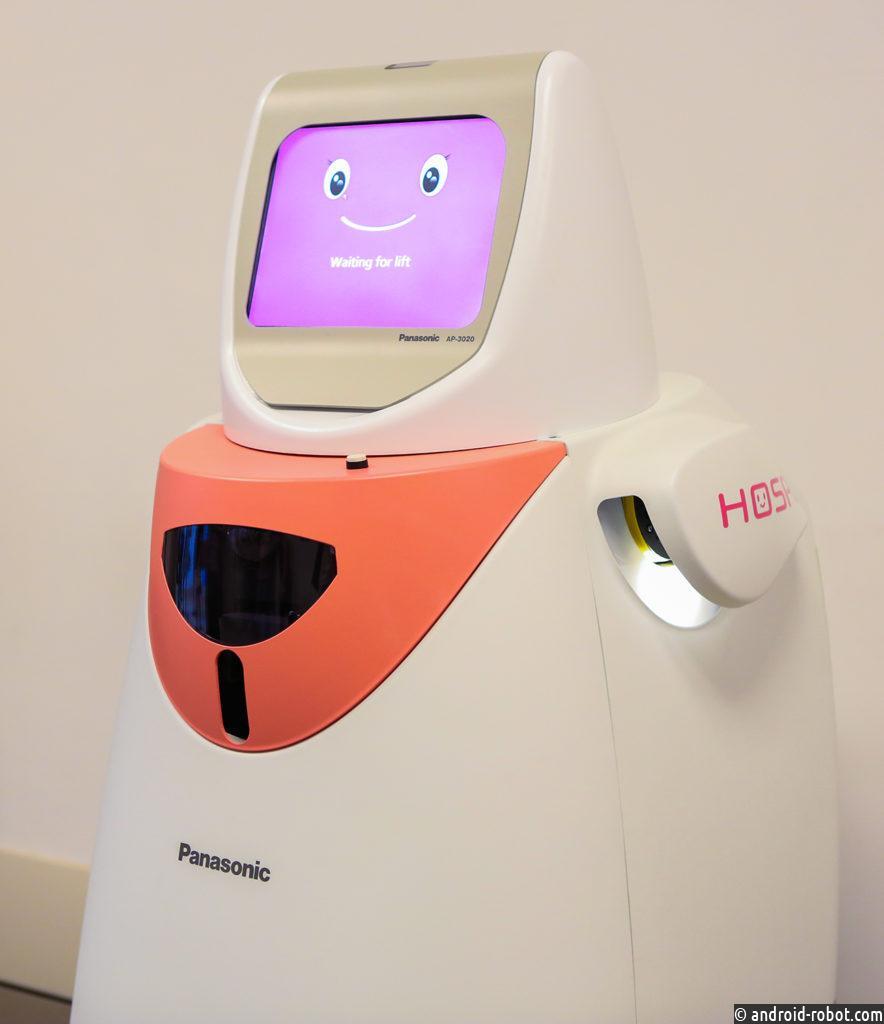 Роботы Panasonic очистят больницы от COVID-19
