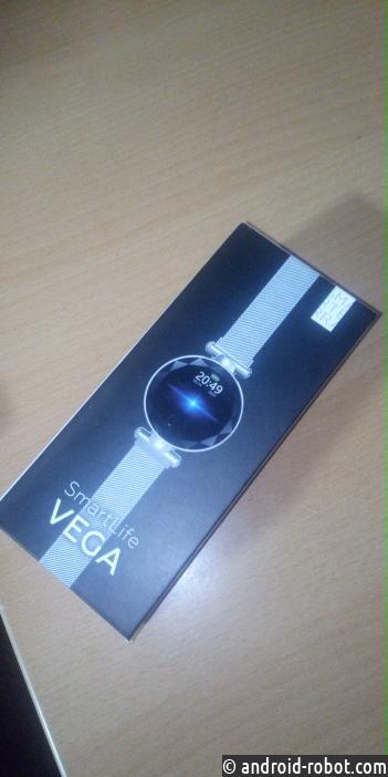 Обзор: смарт-часы Smarterra Smartlife Vega