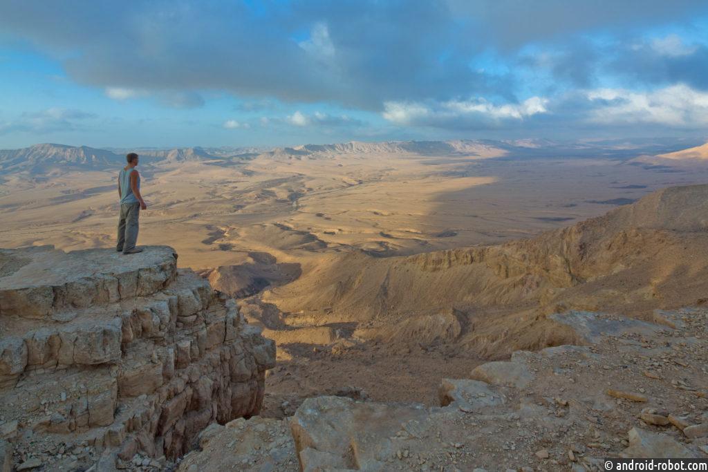 Израиль в очередной раз доказывает, что в пустыне жизнь есть