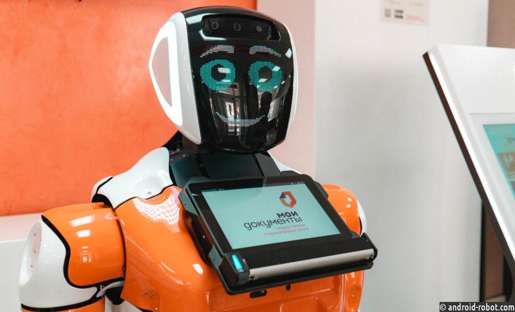 Робототехника вошла в список наиболее развивающихся цифровых технологий России