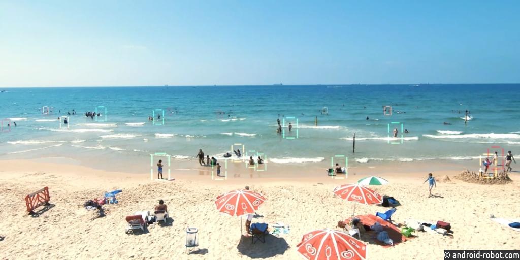 На пляжах Израиля могут появиться «спасатели» с искусственным интеллектом