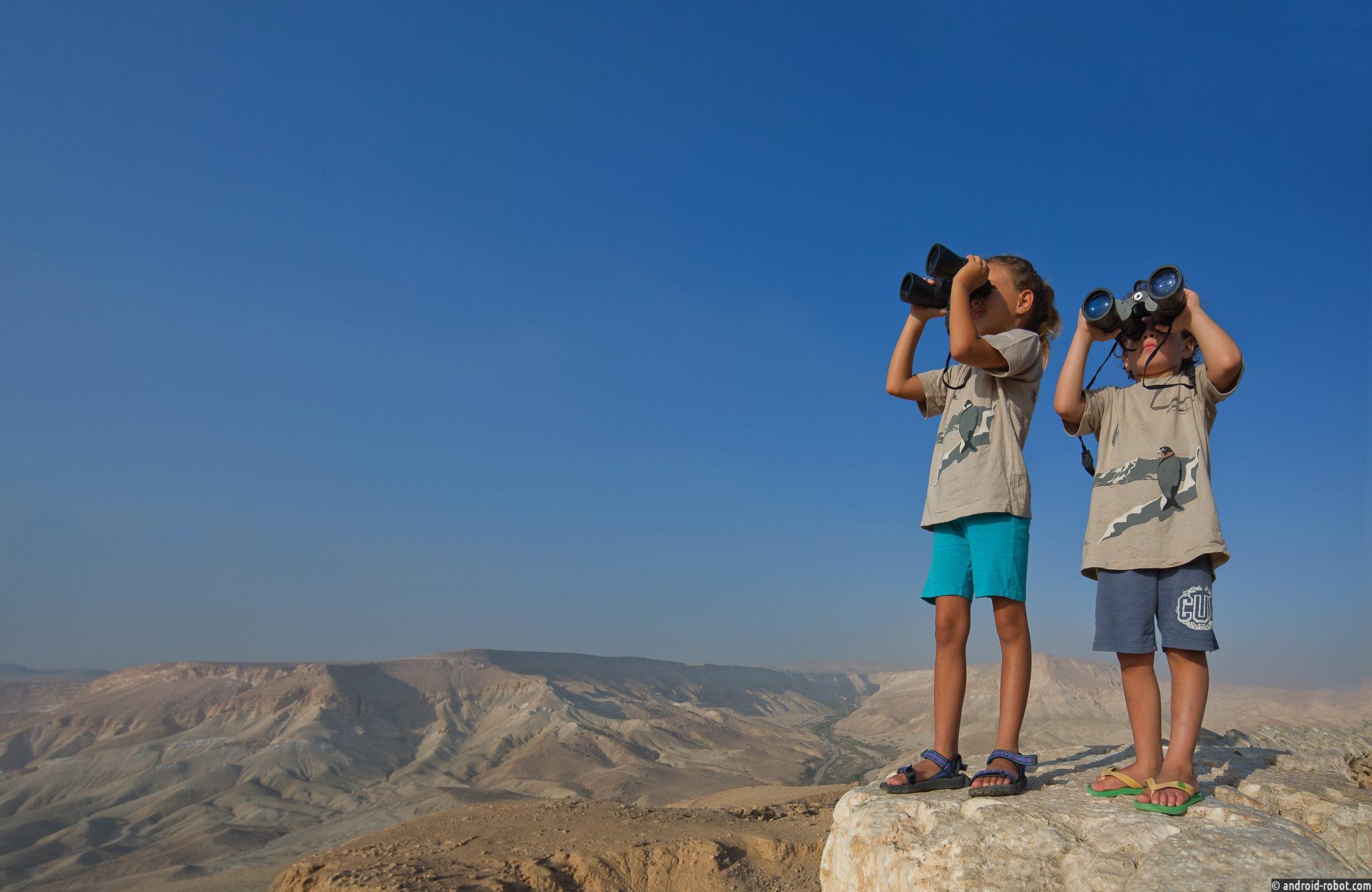 Израиль открывает небо